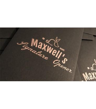 Maxwell Signature Opener