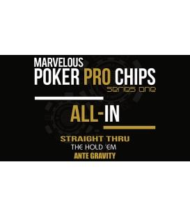 Marvelous Poker Chips ( All In - Series One)