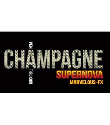 Champagne Supernova ( US half dollar)