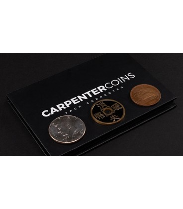 Carpenter Coins ( Gimmick and On Line Instruction)