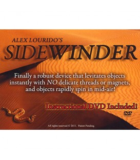 Sidewinder ( DVD and Gimmick)