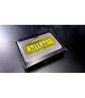 HALLPASS  ( Gimmick and Online Instruction)