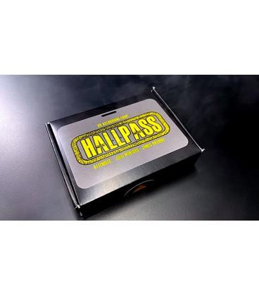 HALLPASS  ( Gimmick and Online Instruction)