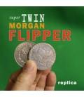 Flipper Coin Morgan ( replica)