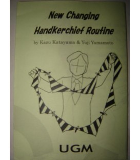 New Changing Handkerchief Routine
