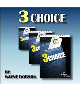 3 Choice