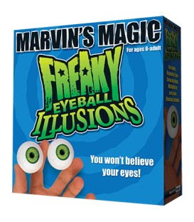 Freakey Eyeball Illusions