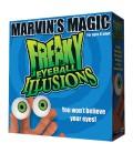 Freakey Eyeball Illusions