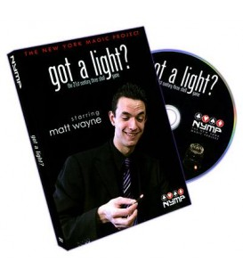 Got  A Light ? ( DVD and Gimmick)
