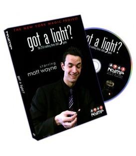 Got  A Light ? ( DVD and Gimmick)