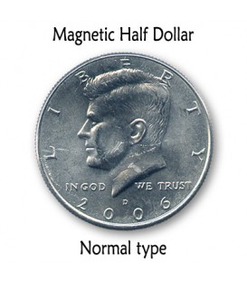 Magnetic US Half Dollar ( Normal)