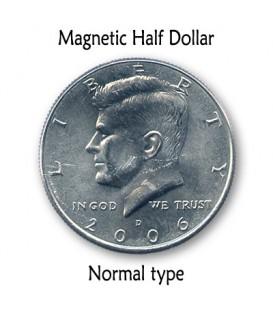 Magnetic US Half Dollar ( Normal)