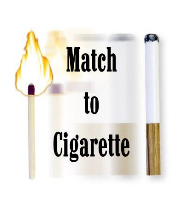 Match To Cigarette
