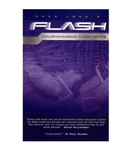 Flash ( Props and DVD)
