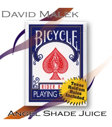 Marked Deck ( Blue Bicycle,Angel Shade Juice)