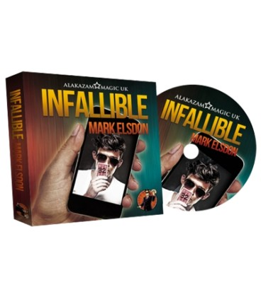 Infallible ( DVD & Gimmick)