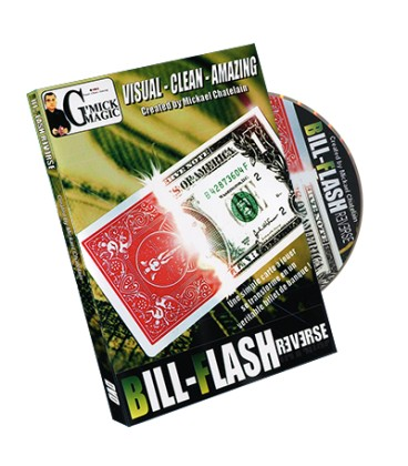 Bill Flash Reverse ( Red)