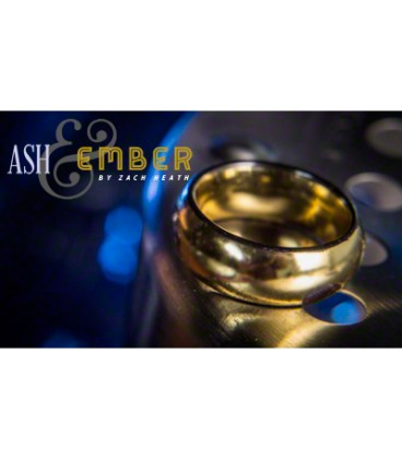 Ash and Ember Gold Curved SIze 9