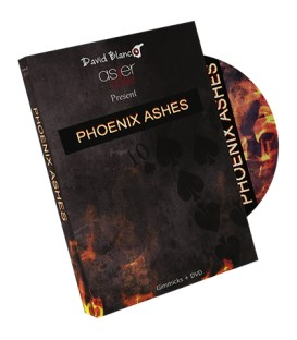 Phoenix Ashes ( DVD and Gimmick)