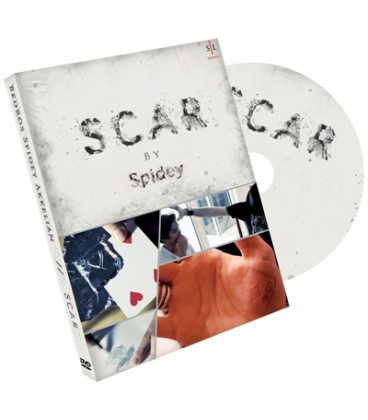 SCAR ( DVD and Gimmick)