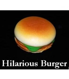 Supersized Hilarious Burger