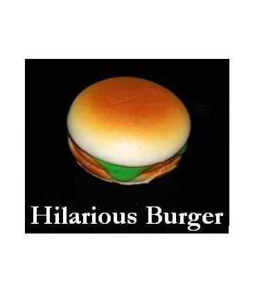 Supersized Hilarious Burger