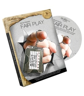 Fair Play ( DVD and Gimmick)