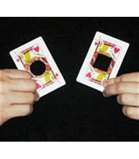 Adair's Square Circle Card Transposition