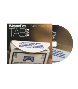 Tab ( DVD and Gimmick)