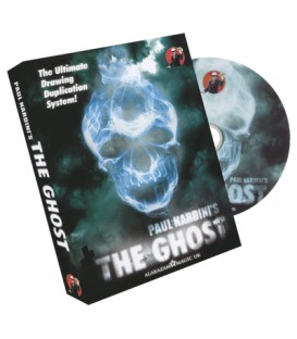 The Ghost ( DVD and Gimmick)