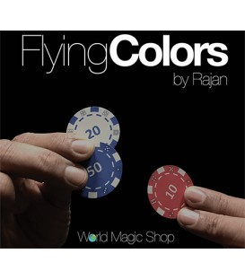 Flying Color ( gimmick and online instruction )