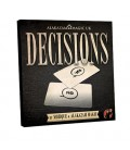 Decisions Blank Edition