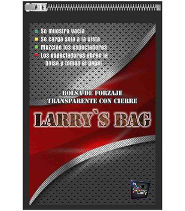 Larry's Bag ( Gimmick and online instruction)