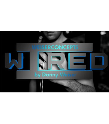 Wired ( Gimmick & On Line Instruction)