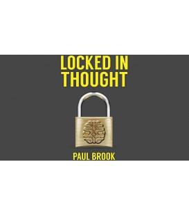 Locked In Thought ( Gimmick & On Line Instruction)