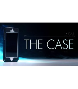 The Case ( Silver) DVD & Gimmick