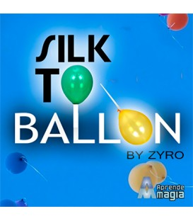Silk To Balloon