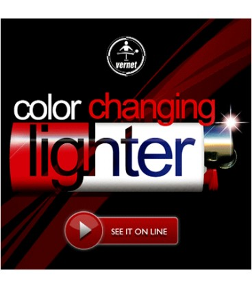 Fantasio Color Changing Lighter