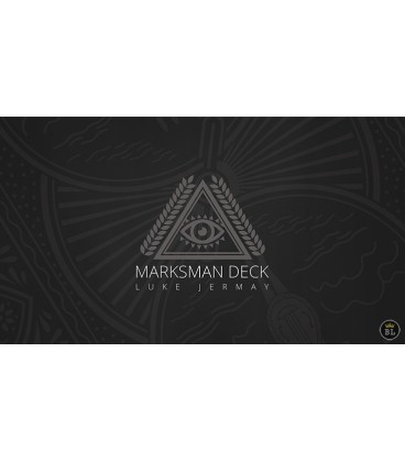 Marksman Deck ( Gimmick and On Line Instruction)