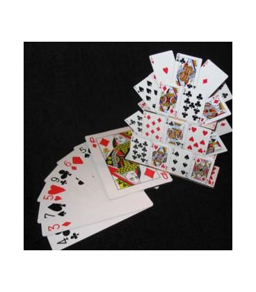 Fan to Card Castle
