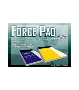 Force Pad ( Small / Blue)