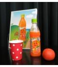 Magic Orange Bottle Pad