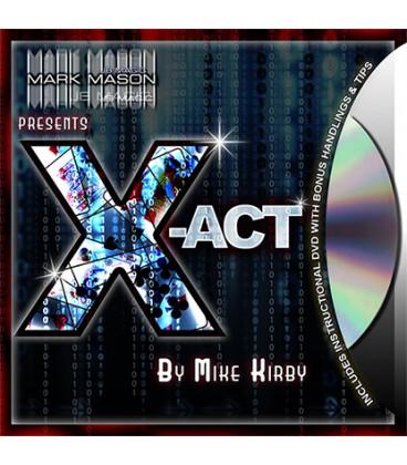 X-Act ( Blue)