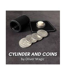 Cylinder and Coins