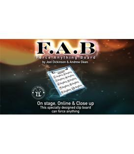 FAB BOARD A5/ Black